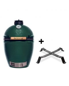 Big Green Egg Large Incl. Table Nest