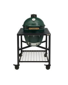 Big Green Egg Medium incl. Egg Frame & Caster Kit