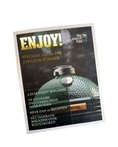 Big Green Egg Enjoy! Jubileum Boek