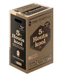 The Bastard Houtskool Oak 5 kg