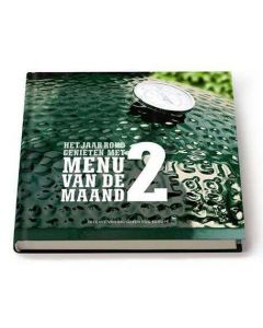 Big Green Egg Menu van de Maand 2 Kookboek