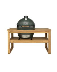 Big Green Egg XLarge incl. Acacia Tafel